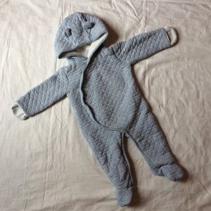 Carter's Baby Boy Snowsuit
